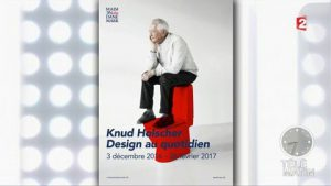 Tendances Knud Holscher, design au quotidien