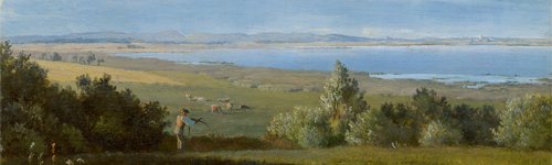 The tradition of the Danish landscape