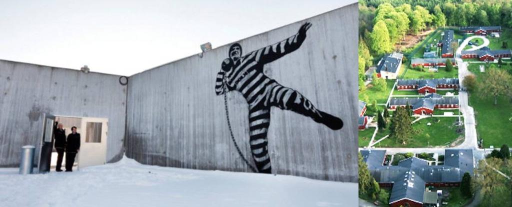 ARKITEKTUR#5 La prison – une architecture de la punition et de la confiance