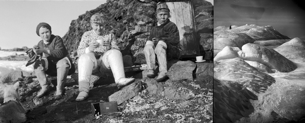 Jette Bang exposition de photos du Groenland