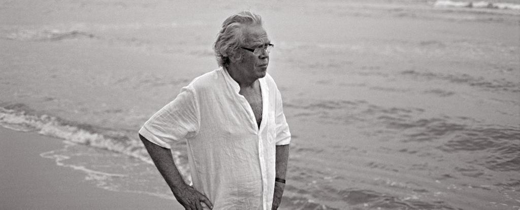 Poésie et film avec Jørgen Leth