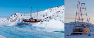 Artistes en Arctique