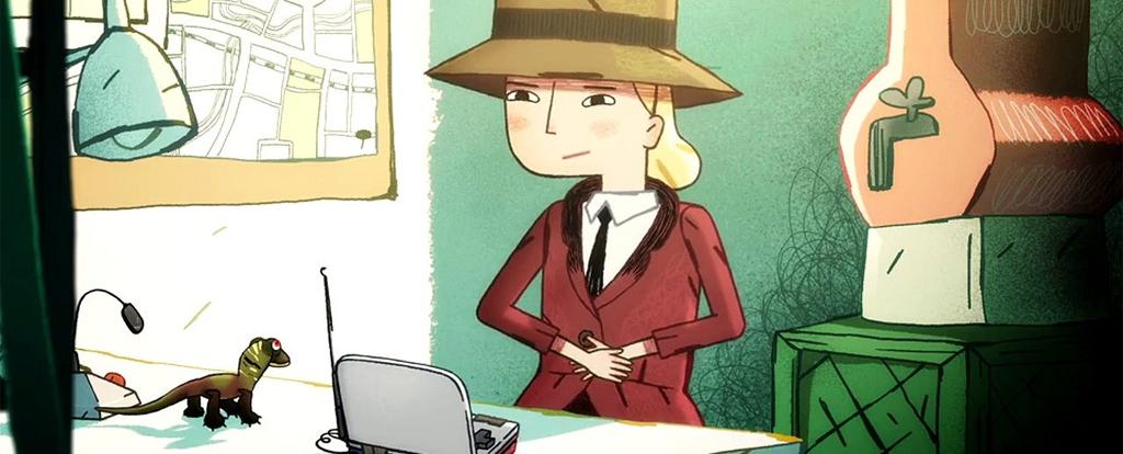 Agatha – ma voisine détective