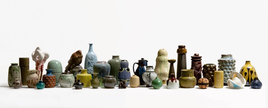 Visite guidée de l'exposition 100 ans de céramique danoise