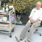 Artist talk with Jesper Christiansen