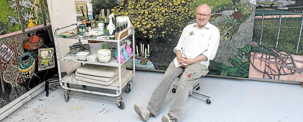 Artist talk avec Jesper Christiansen