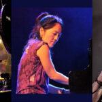 Marilyn Mazur Trio avec Josefine Cronholmet Makiko Hirabaysashi