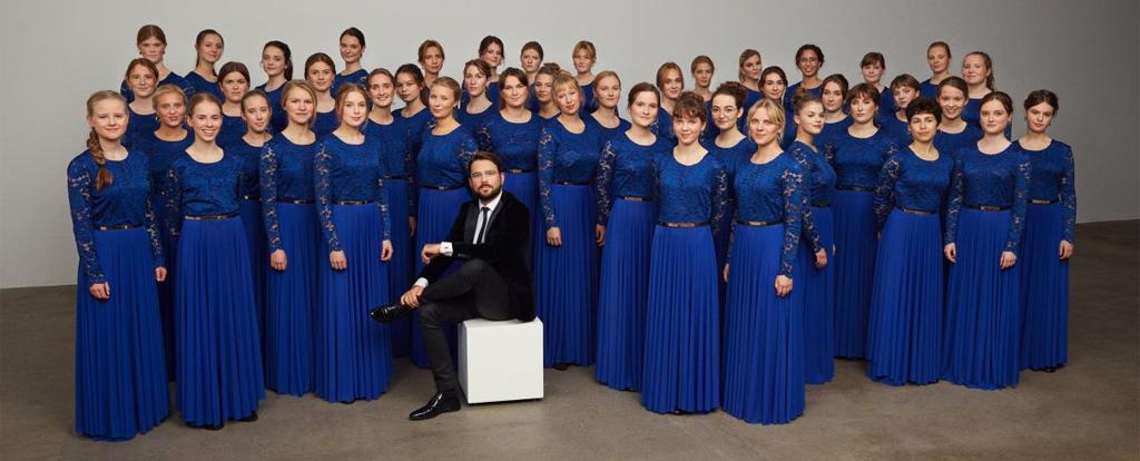 Concert avec Le Chœur national danois de filles